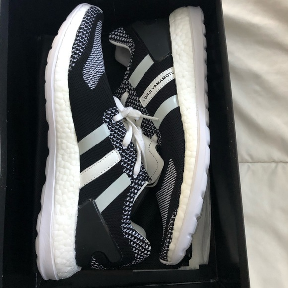 4a30f7294 Adidas Y3 Primeknit Pure Boost Yamamoto Sneakers